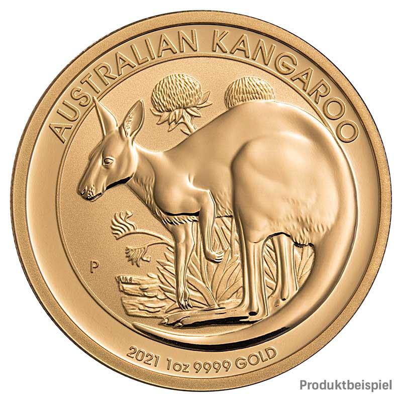 Kangaroo 1 Unze