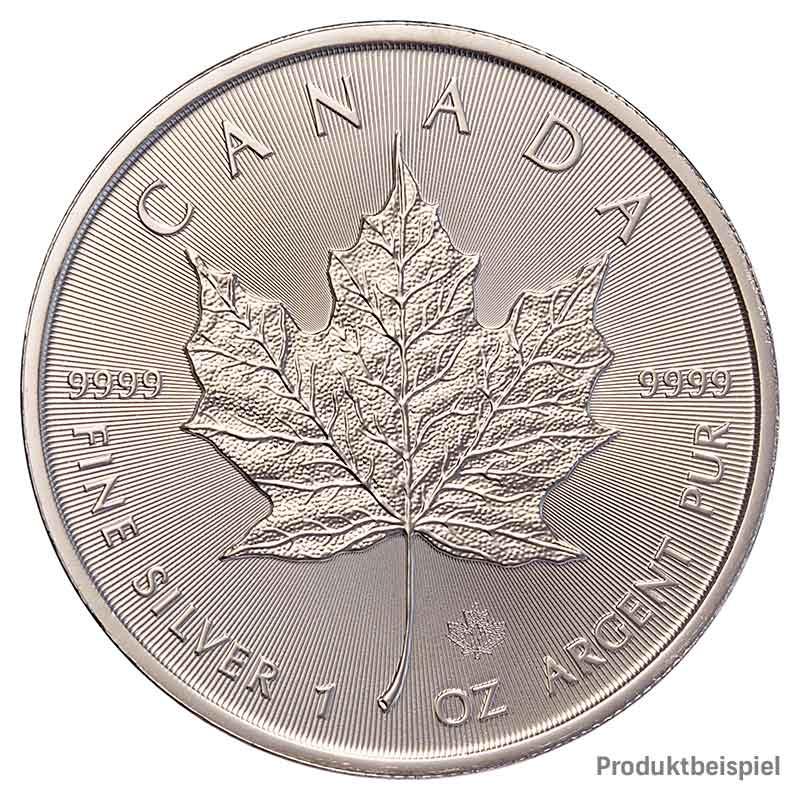 Maple Leaf Silber 1 Unze