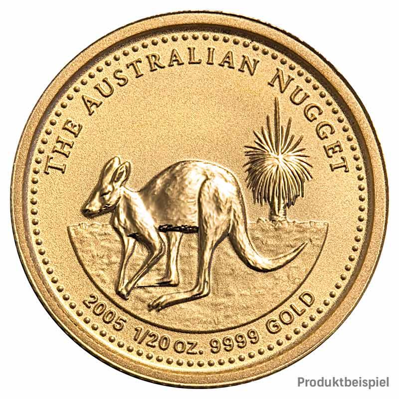 Kangaroo 1/20 Unze