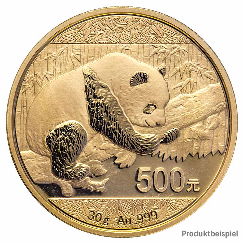 Panda 30 Gramm