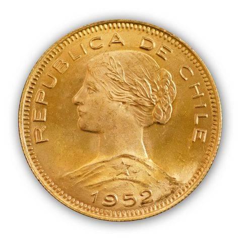 100 Pesos Chile