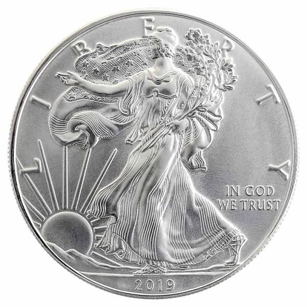American Eagle 1 Unze