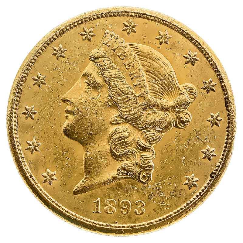 20$ Liberty