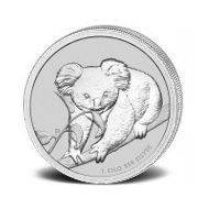 Silbermünze - Koala 1 Unze - Australien