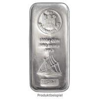 Münzbarren Silber 1000 Gramm
