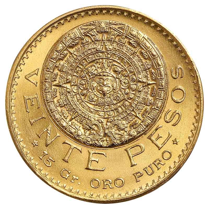 20 Pesos Mexiko