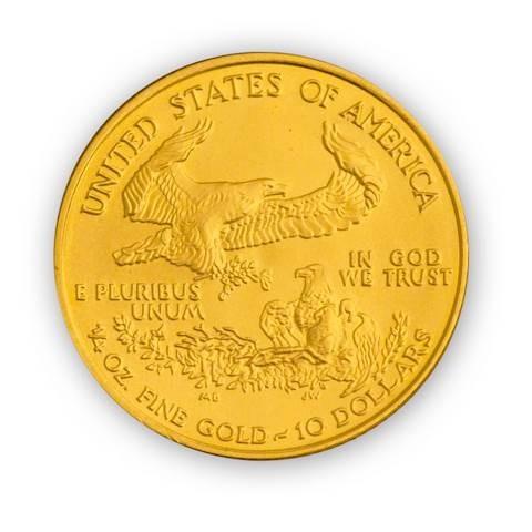Goldmünze - American Eagle - 1/4 Unze - Vereinigte Staaten von Amerika