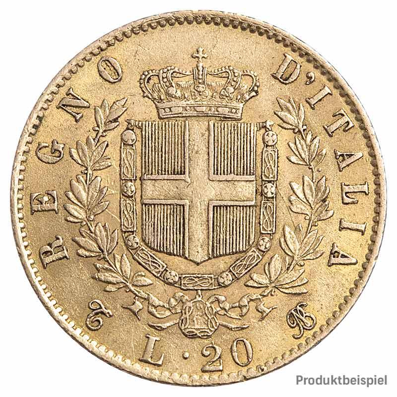 20 Lire Italien