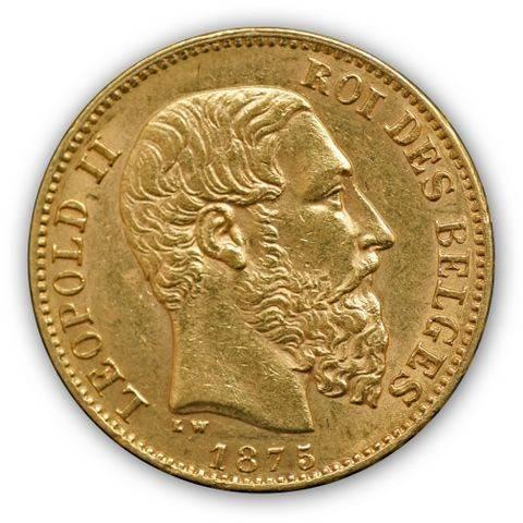 20 Franken Belgien