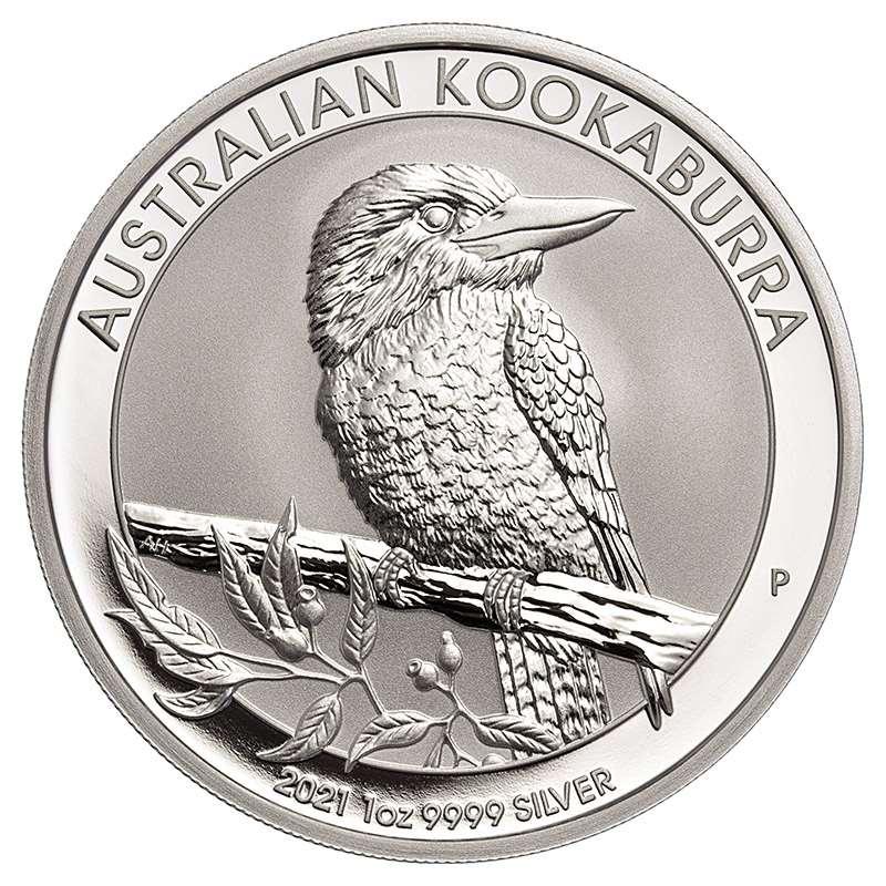 Kookaburra Silber 1 Unze