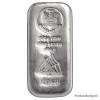 Münzbarren Silber 500 Gramm