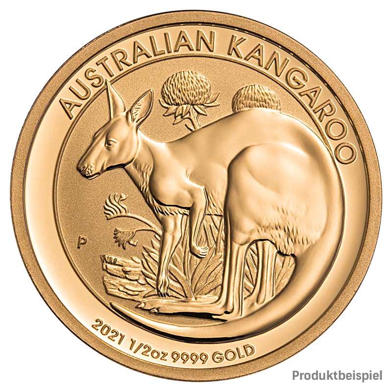 Kangaroo 1/10 Unze