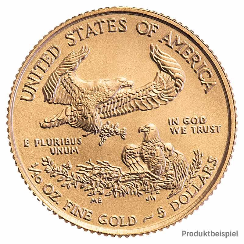 American Eagle 1/10 Unze